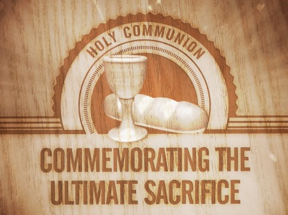 HOLY COMMUNION MOTION 4