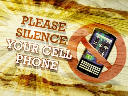 WOOD GRAIN CELL PHONE REMINDER