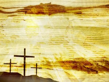 WOOD GRAIN WORSHIP LOOP 3
