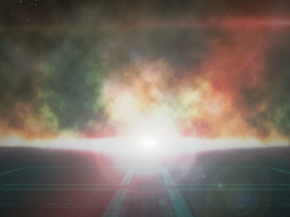 TRON SUNRISE