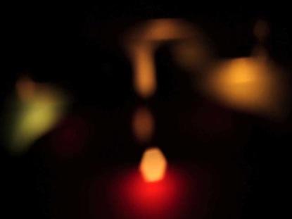 CHRISTMAS CANDLE 04