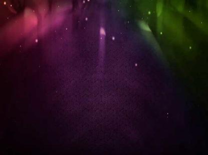 SWIRLY LIGHT BEAMS 07