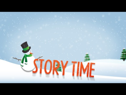 Preview for WINTER TITLE SLIDE STORY TIME