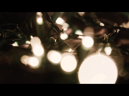 CHRISTMAS LIGHTS VIDEO BACKGROUND 01