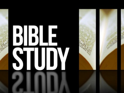 ANNOUNCEMENTS 01 BIBLE STUDY MOTION