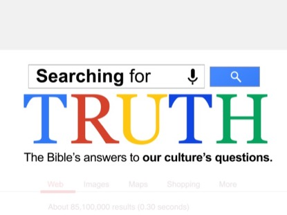 SEARCHING FOR TRUTH TITLE MOTION