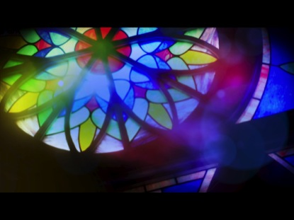 STAINED GLASS CATHEDRAL LOOP