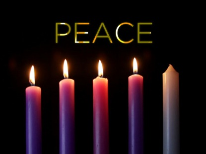 ADVENT FIVE PEACE