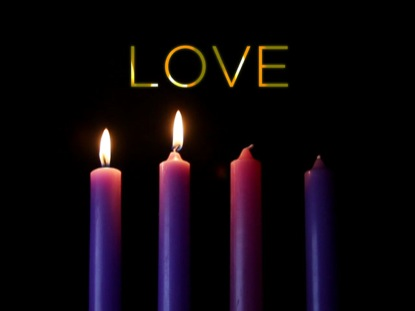 ADVENT FOUR LOVE