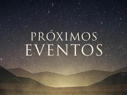 BETHLEHEM PROXIMOS EVENTOS