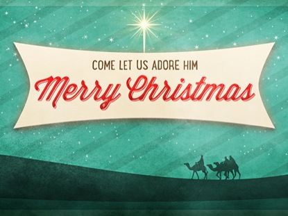 CHRISTMAS SCRAPBOOK GREETING