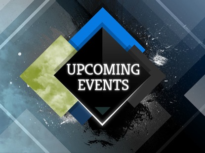 CRYSTAL SKY UPCOMING EVENTS