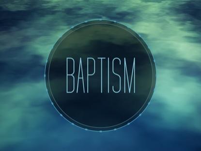 ELEMENTS BAPTISM