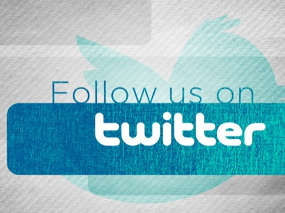 ENGAGE FOLLOW US ON TWITTER