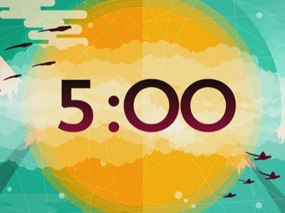 FUNTASTIC COUNTDOWN TIMER