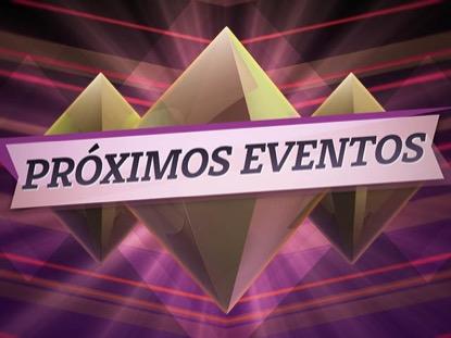 GLOSSY BOSS PROXIMOS EVENTOS