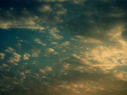 HIPSTER EVENING SKY