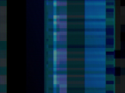 LCD LOST SIGNAL
