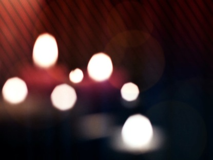 LIGHT THE WORLD BOKEH