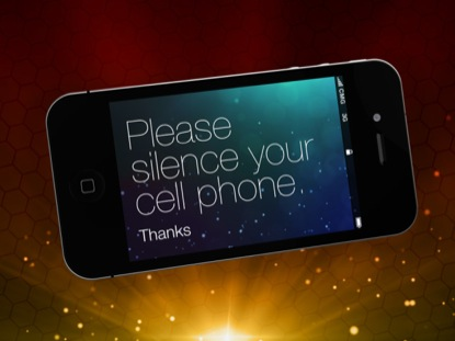 SILENCE YOUR PHONE V2 ORANGE