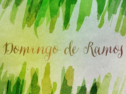SPRING WATERCOLOR DOMINGO DE RAMOS
