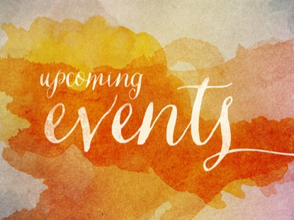 SPRING WATERCOLOR EVENTS