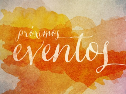 SPRING WATERCOLOR PROXIMOS EVENTOS