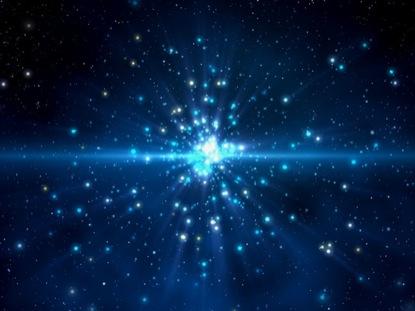 STARLIGHT BLUE FLARE