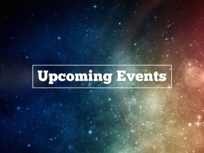 STARLIGHT UPCOMING EVENTS