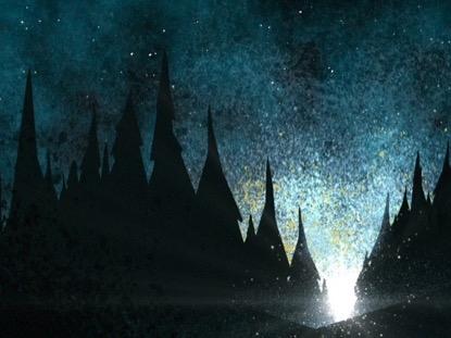 CHRISTMAS EVE LIGHT 08