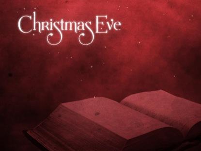 CHRISTMAS EVE SCRIPTURE