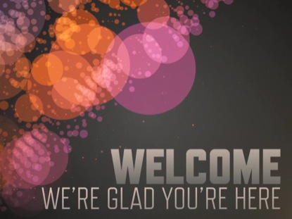 CHROMASPHERES WELCOME
