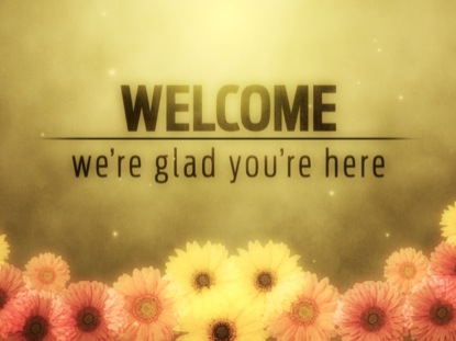 FLORAL WELCOME