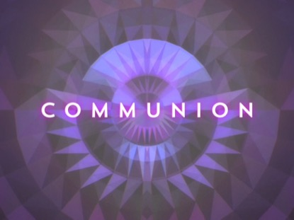 GEOMETRIC GLOW COMMUNION