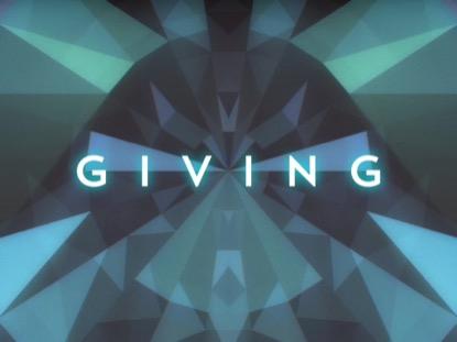 GEOMETRIC GLOW GIVING