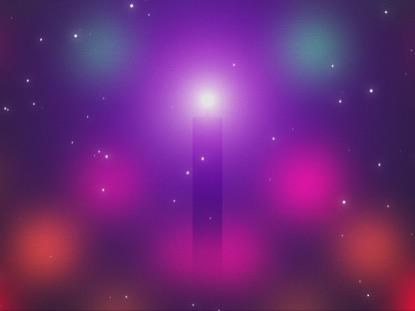 JOYFUL LIGHTS CANDLE