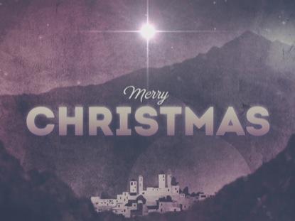 PEACEFUL CHRISTMAS MERRY CHRISTMAS