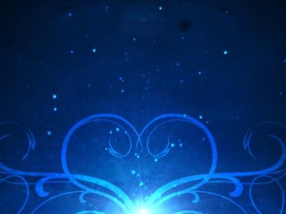 REDEEMING LOVE BLUE
