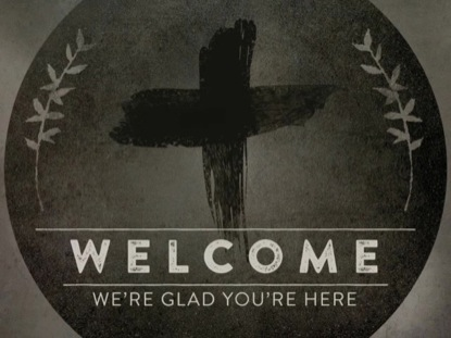 RUSTIC LENT WELCOME