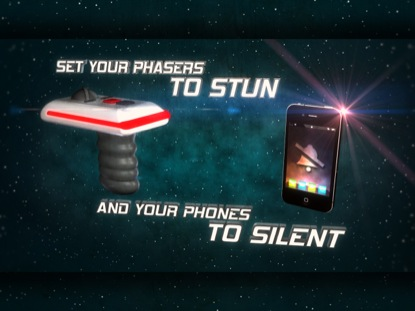 SILENCE YOUR PHONE (SCI-FI)