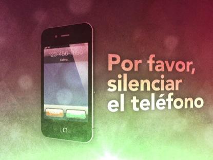 SILENCIAR EL TELEFONO VINTAGE LOOP