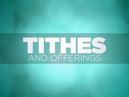 SPRING BOKEH TITHES