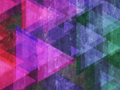 TEXTURED TRIANGLES 03