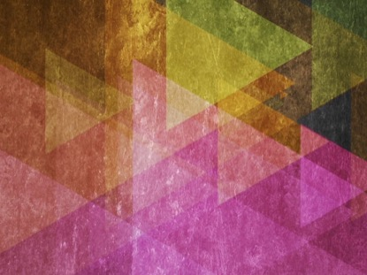 TEXTURED TRIANGLES 04