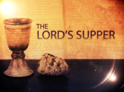 THE LORD'S SUPPER TITLE