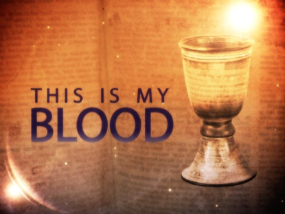 THIS IS MY BLOOD TITLE