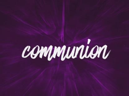 TRAILS COMMUNION
