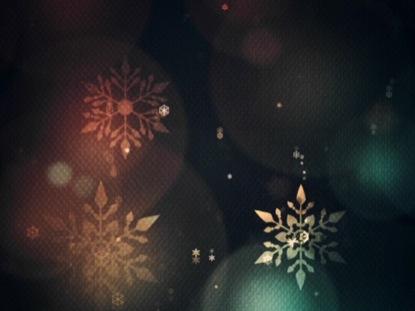VINTAGE CHRISTMAS LIGHTS SNOW 03