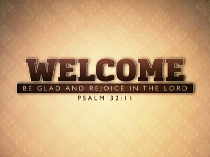 gallery for church welcome wallpaper