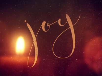 WARM ADVENT GLOW JOY